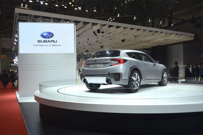 Subaru Cross Sport Design Concept 09