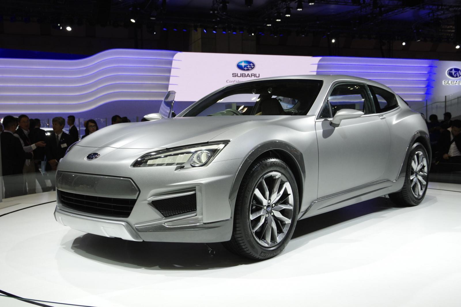 Subaru Cross Sport Design Concept