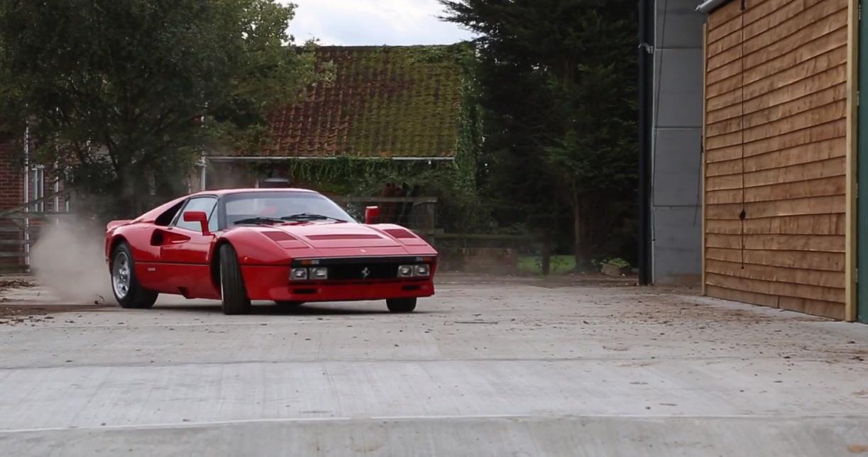 Tax The Rich Ferrari 288 GTO 2