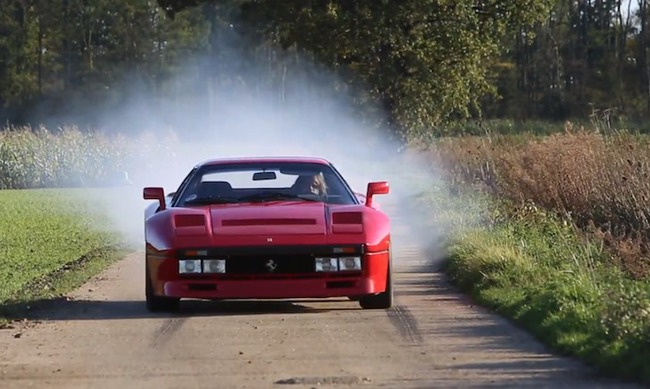 Tax The Rich Ferrari 288 GTO