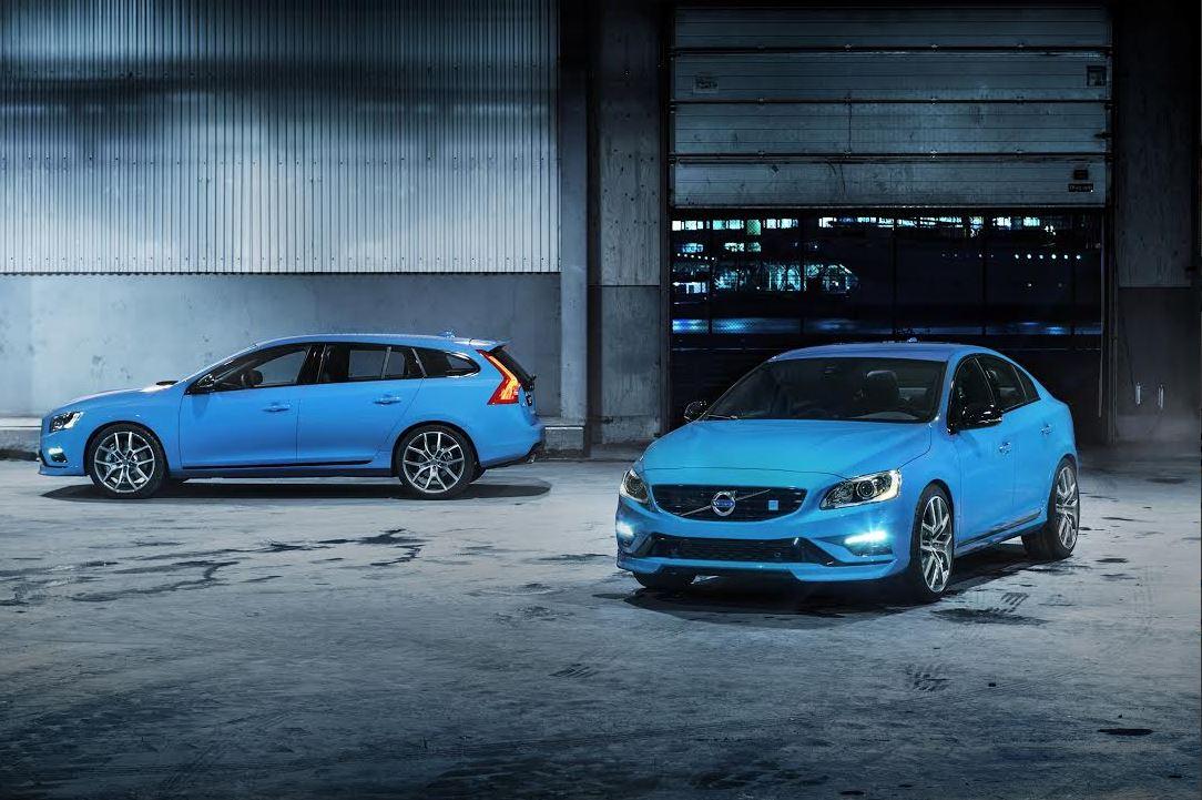 Volvo S60 y V60