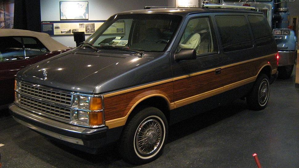 chrysler minivan