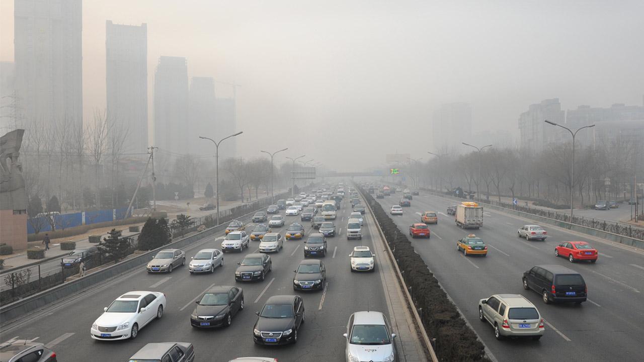 Cómo medir la contaminación de un coche
