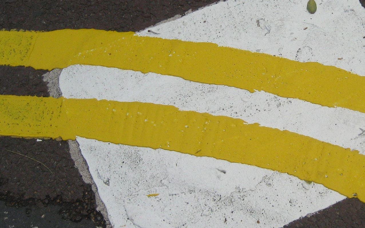 pintura carretera