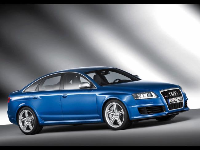 Audi RS 6 /Standaufnahme