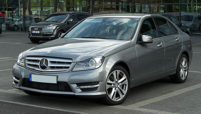 18. Mercedes-Benz C220 CDI