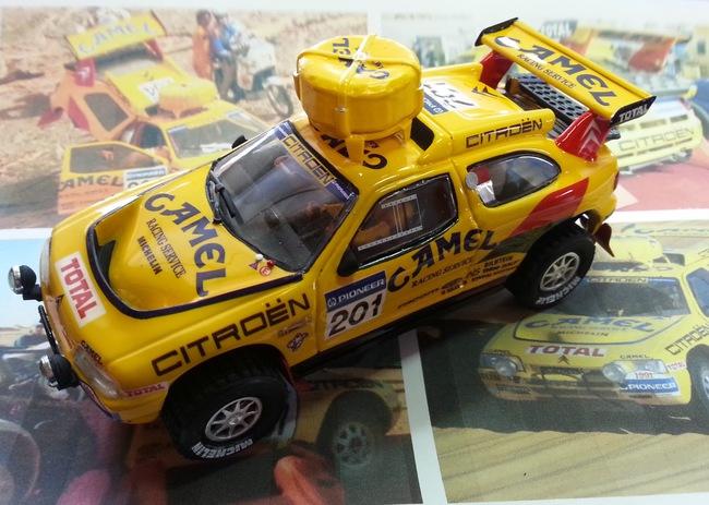 1991 Citroen ZX Gran Raid