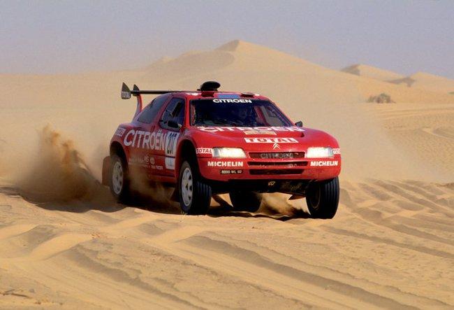 1994 Citroen ZX Rally Raid