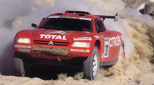1995 Citroen ZX Rally Raid