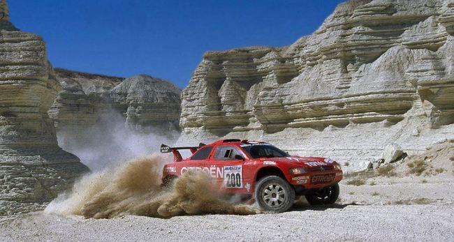 1996 Citroen ZX Rally Raid