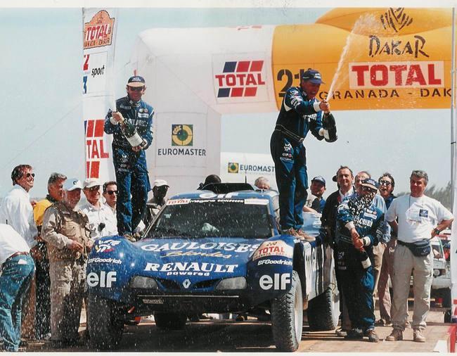 1999 Renault Megane Schelesser