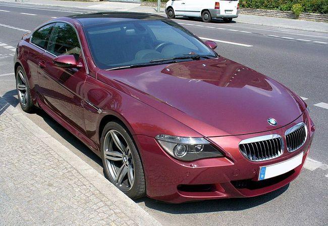 2. BMW M6 de 2006