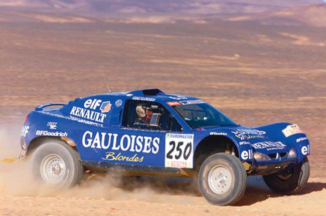 2000 Renault Schlesser