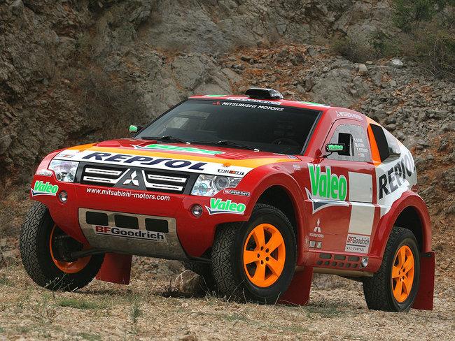2006 MITSUBISHI MONTERO MPR12 2