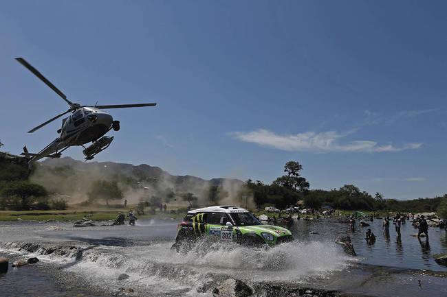 2013 Mini All4 Racing Dakar