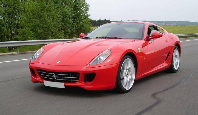 5. Ferrari 599 GTB Fiorano de 2008