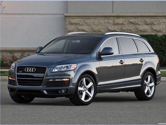 6. Audi Q7 de 2008