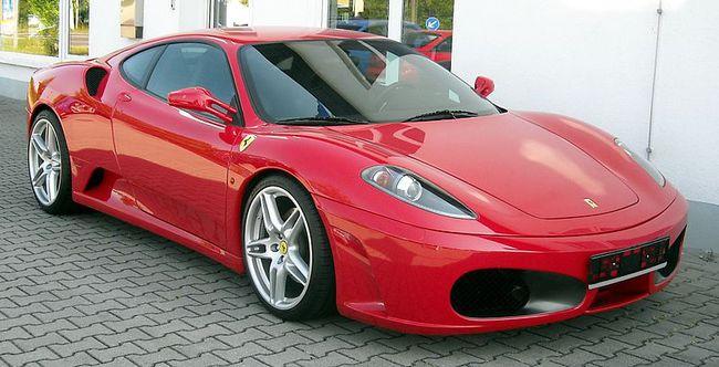 7. Ferrari F430 de 2008
