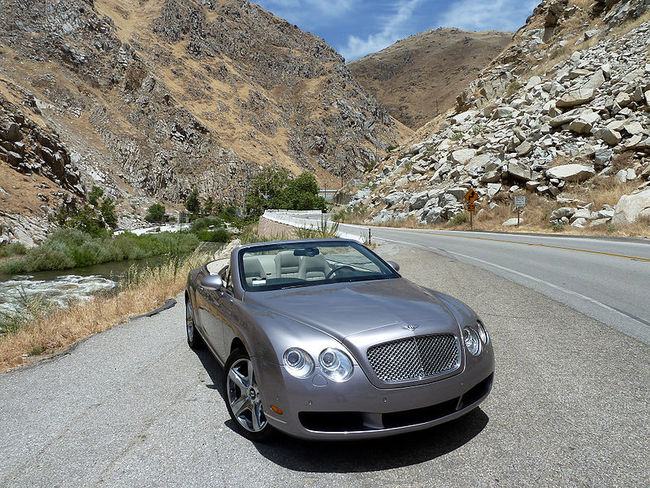 9. Bentley Continental GT Speed de 2009
