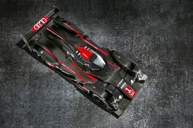 Audi R18 e-tron quattro 2014 02