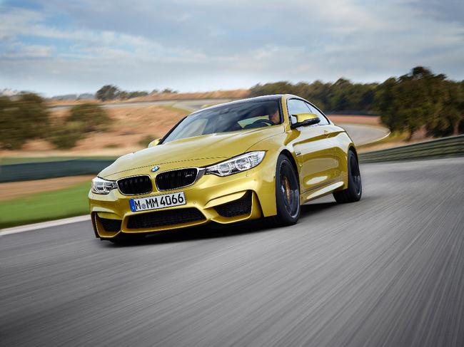 BMW M4 2014 19