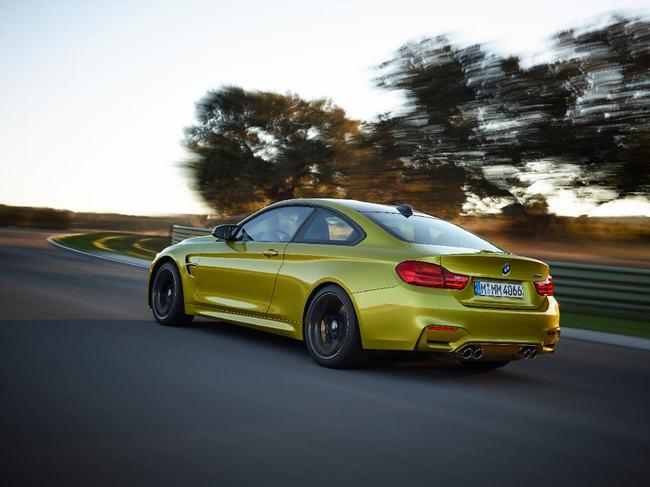 BMW M4 2014 22