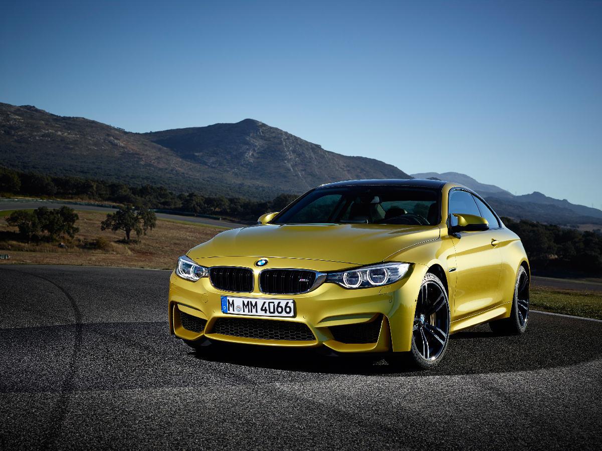 BMW M4 2014 8