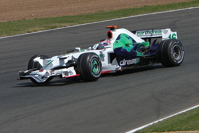 El Honda RA108