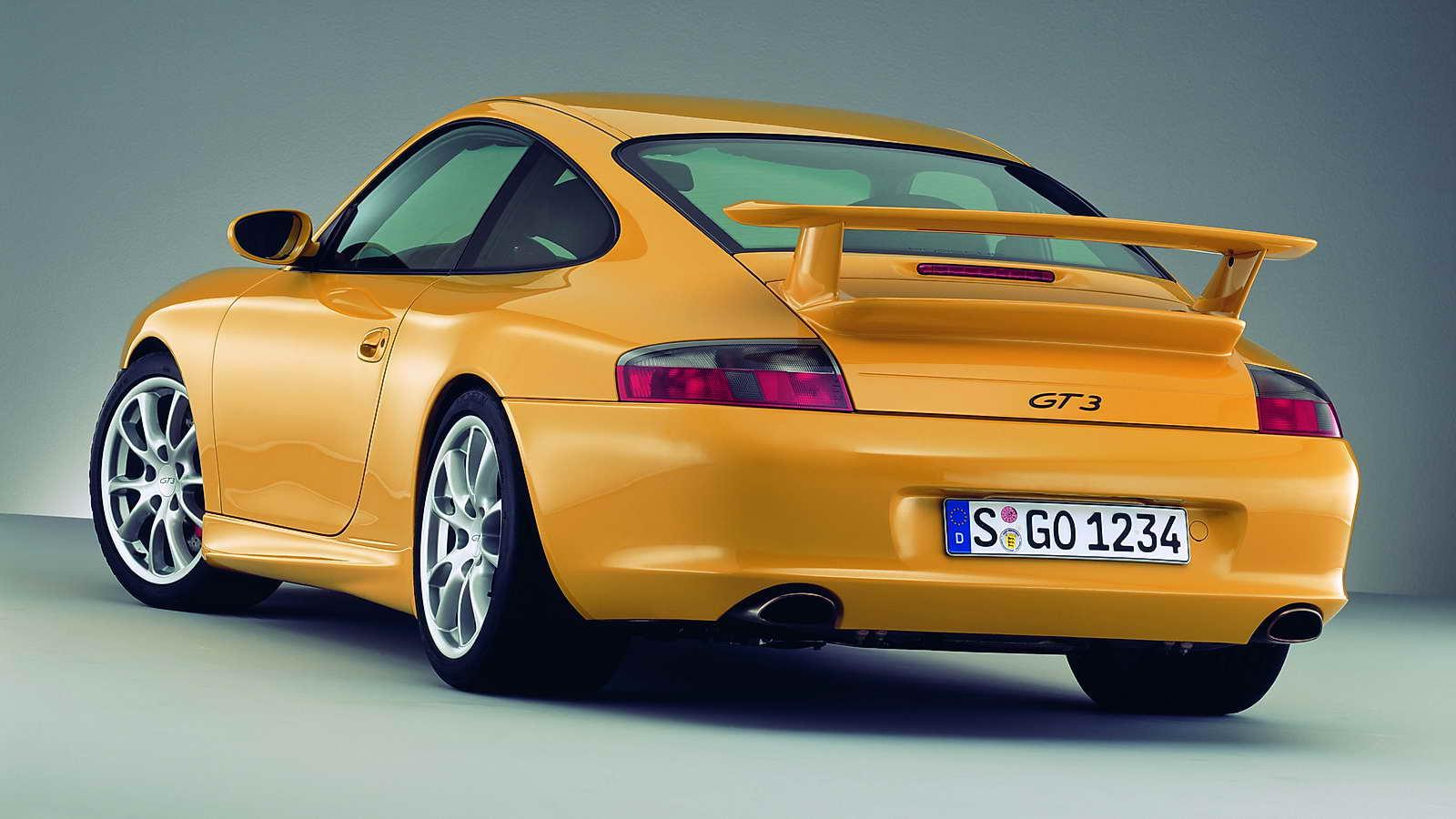 Historia Del Porsche 911 Quinta Generaci 243 N 1997 El