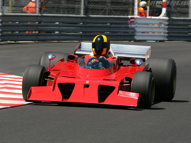 Ferrari 312 B3 Quitanieves