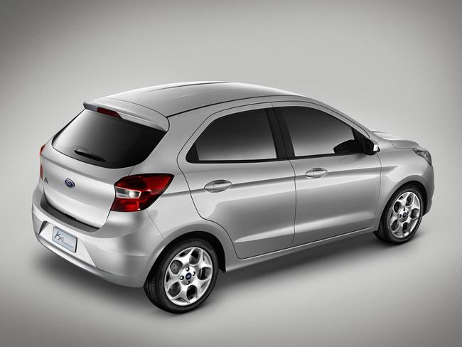 Ford Ka Concept 2013 04