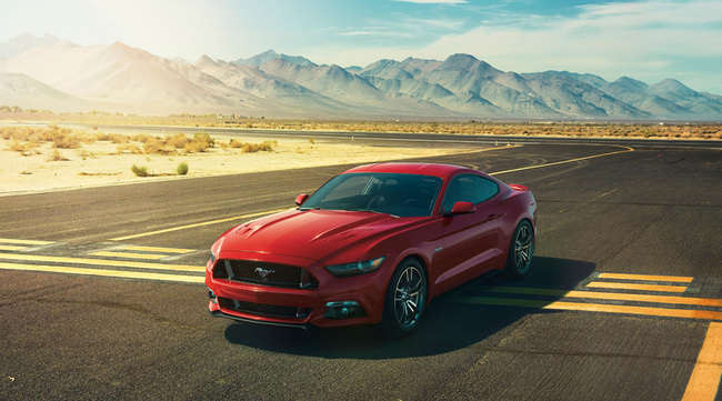 Ford Mustang 2015 09