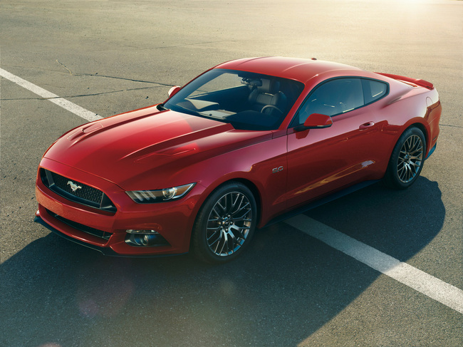 Ford Mustang 2015 10