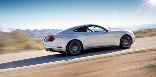 Ford Mustang 2015 20