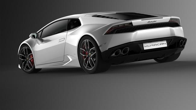 Lamborghini Huracan 2014 06
