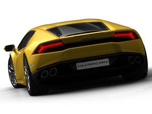 Lamborghini Huracan 2014 12