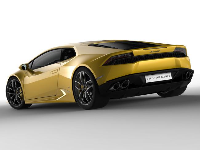 Lamborghini Huracan 2014 16