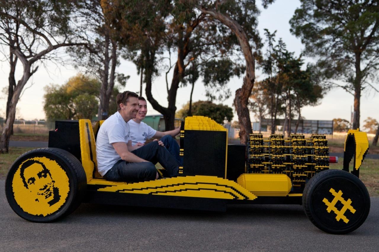 Lego Car 2013 02