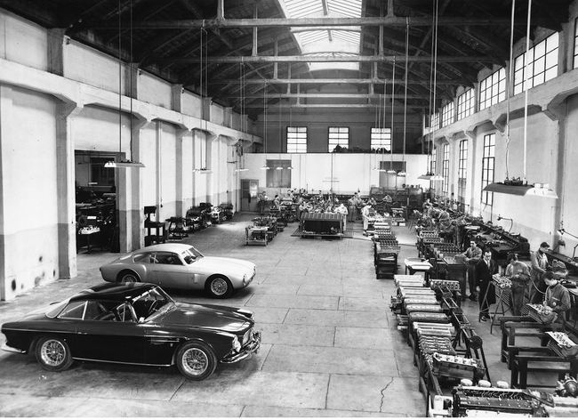 Maserati centenario 3