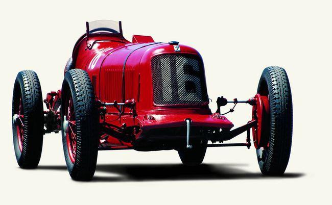 Maserati centenario 5
