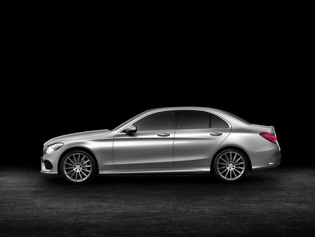 Mercedes CLase C 2014 22