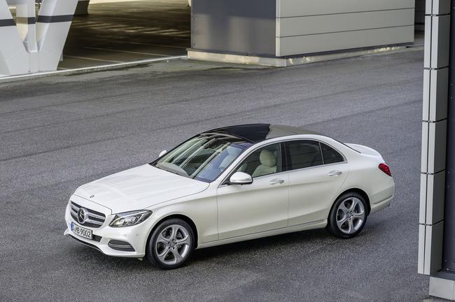Mercedes CLase C 2014 26