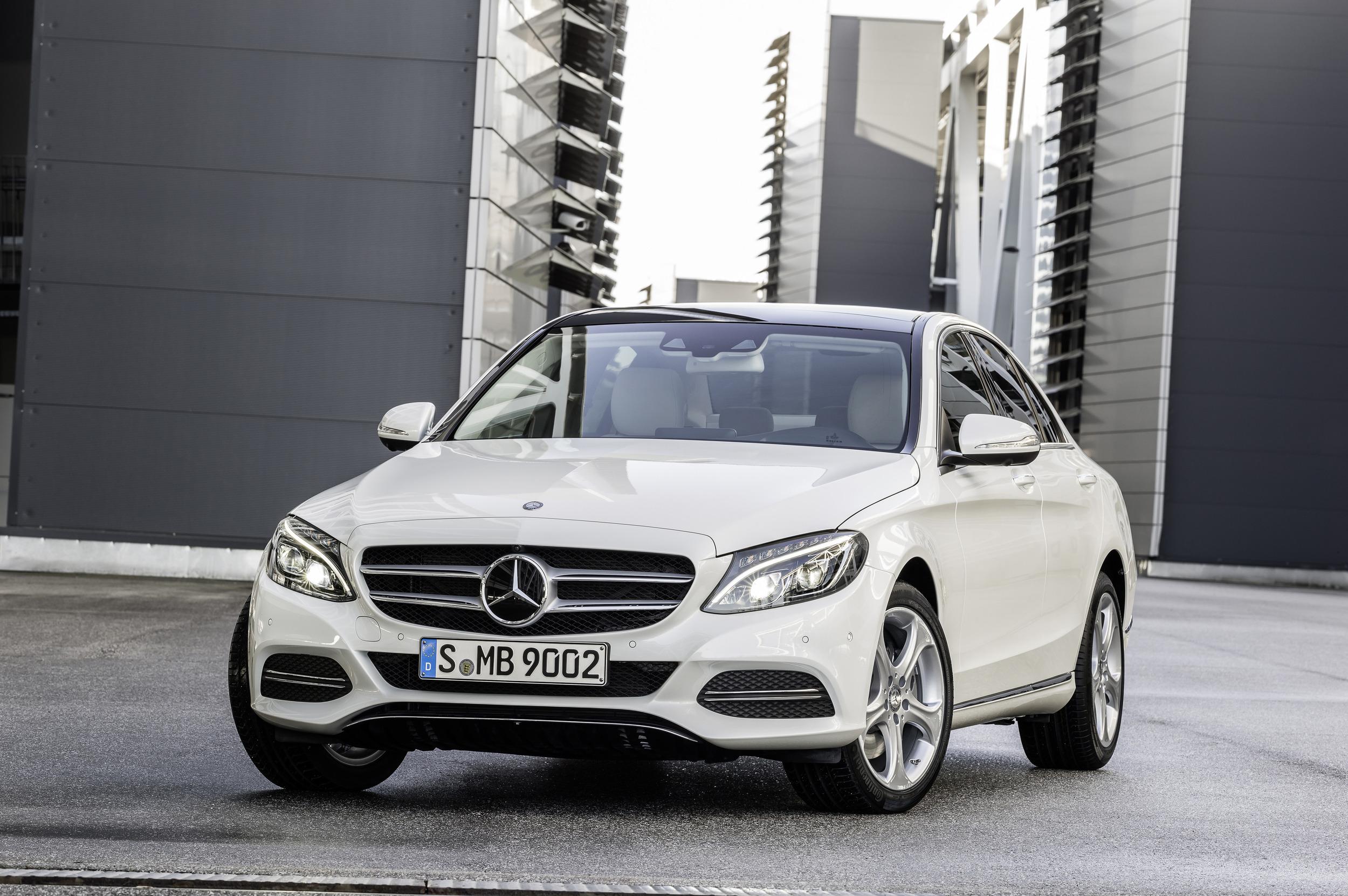 Mercedes CLase C 2014 28