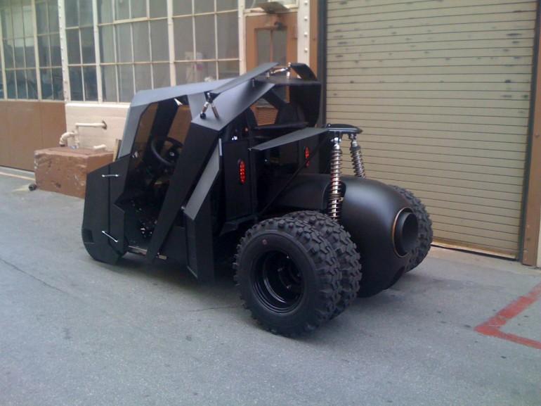 Mini Tumbler Batcart 2