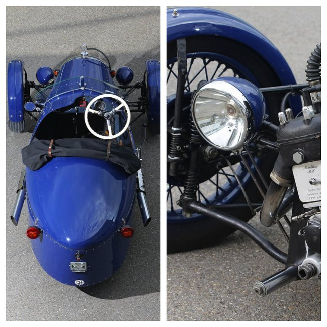 Morgan Three Wheeler 1933 02