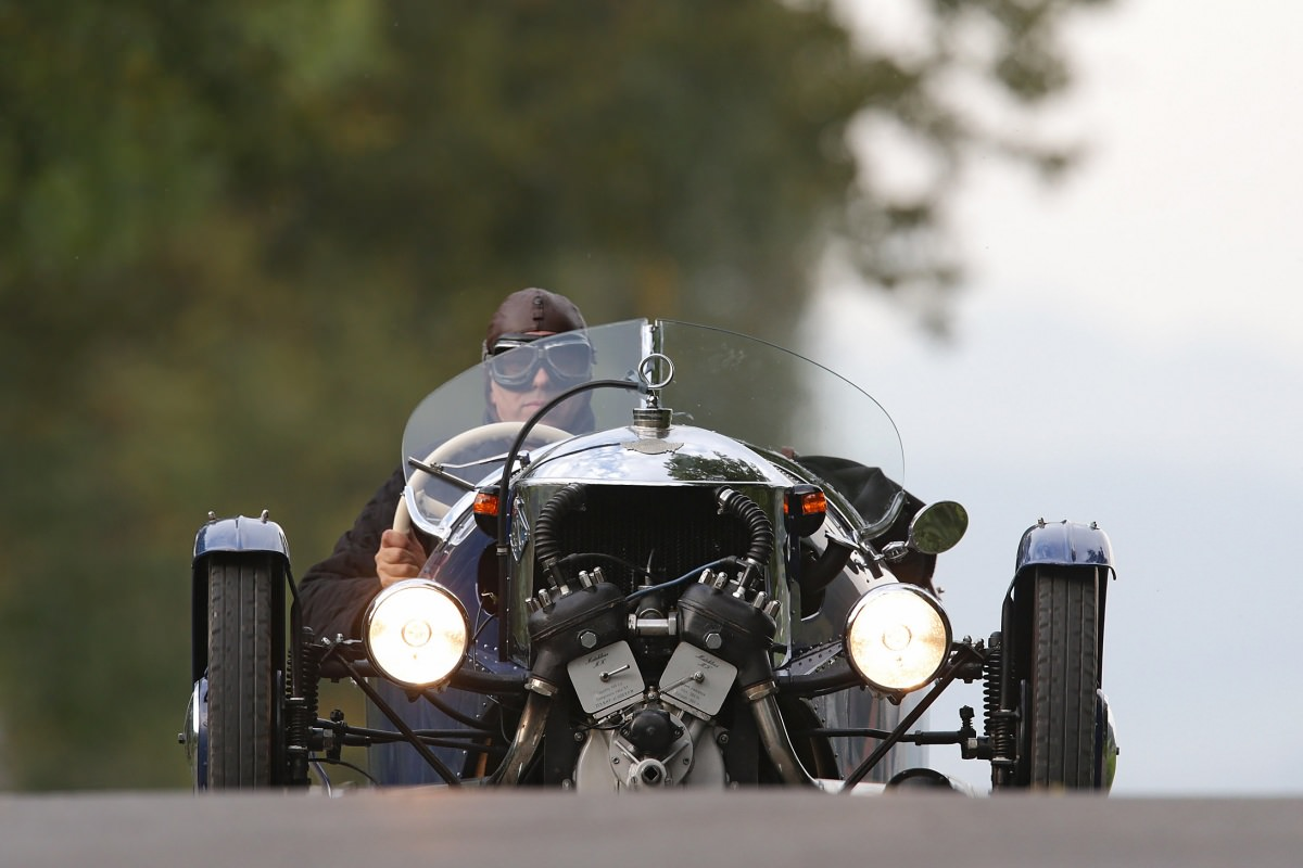 Morgan Three Wheeler 1933 05