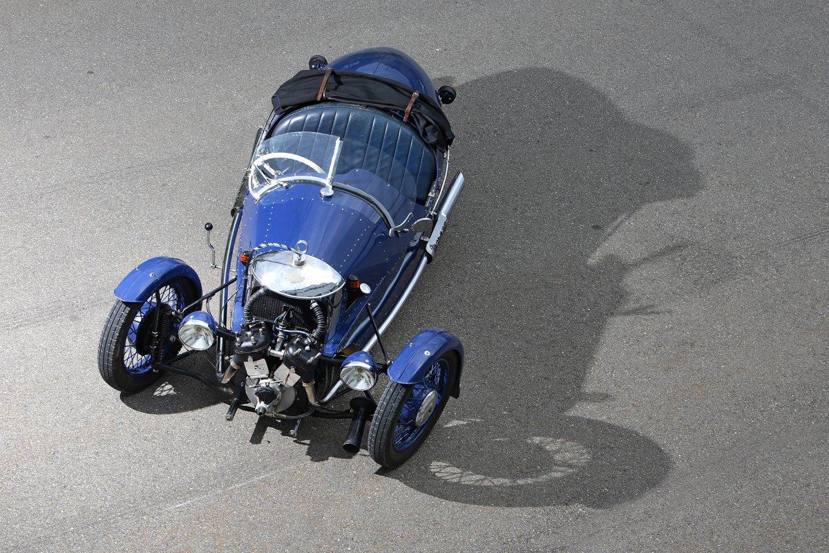 Morgan Three Wheeler 1933