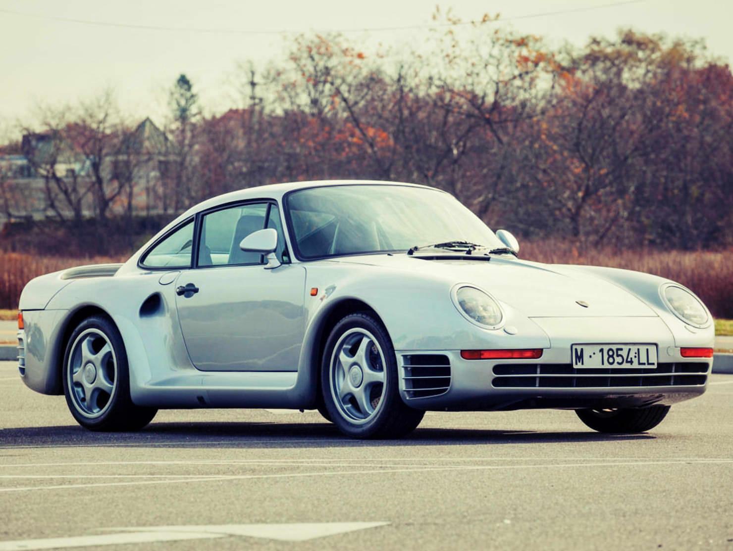 Porsche 959 1988 01