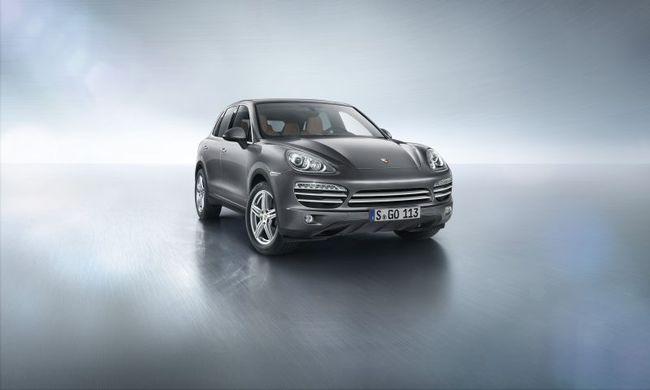 Porsche Cayenne Platinum Edition 2013 01