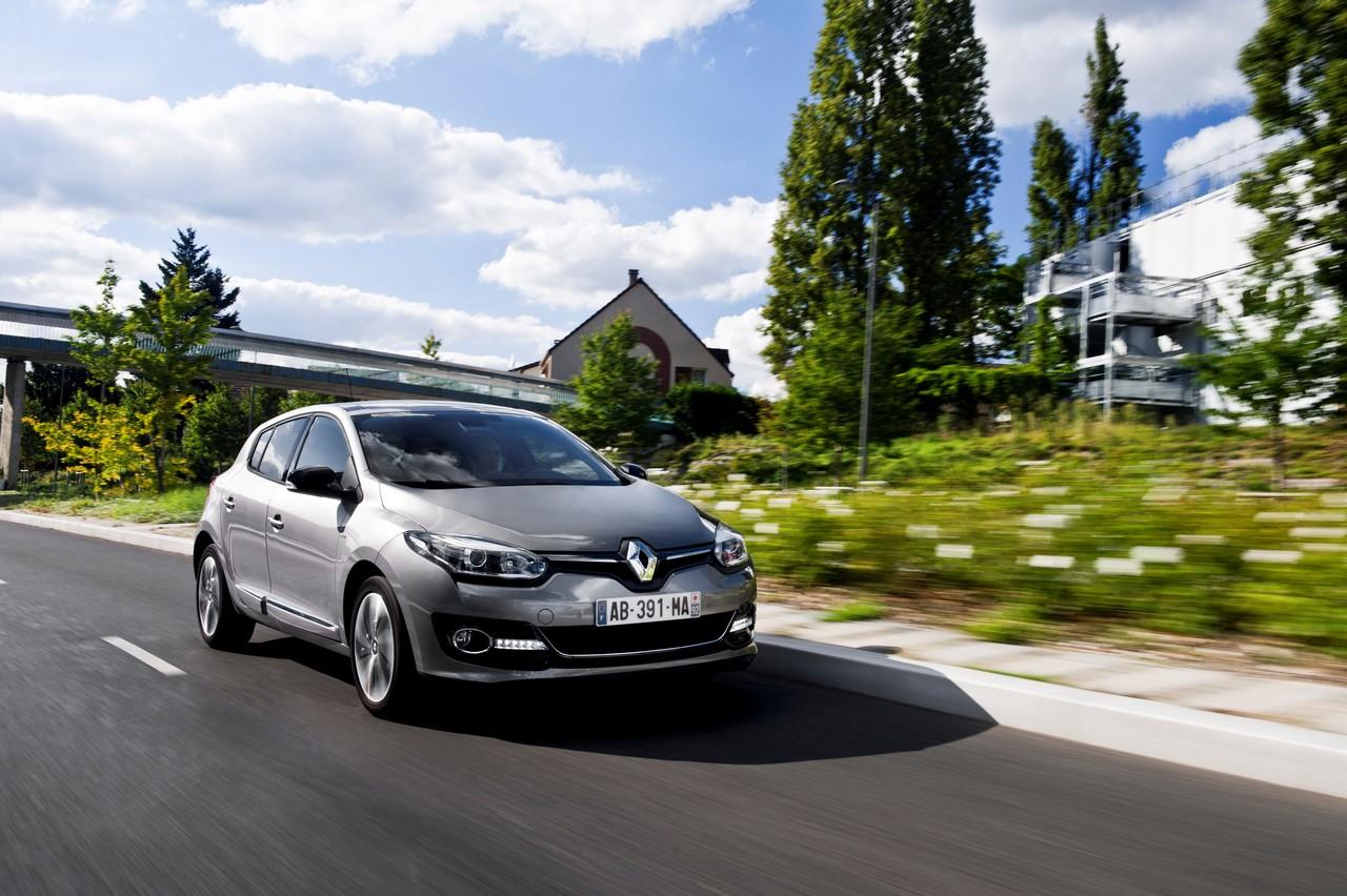 Nuevo Renault Sport R S 01 Renderings 2014: Nuevo Renault Megane 2014: Precios Y Equipamientos